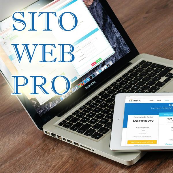 Sito Web Pro