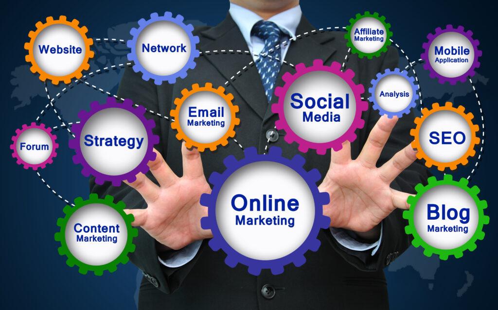 il marketing digitale in tutte le sue componenti